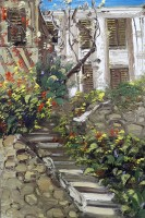 Minh Duc, The Staircases - ArtOfHanoi.com